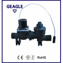 plastic sensor activated water solenoid valve for sea water F18