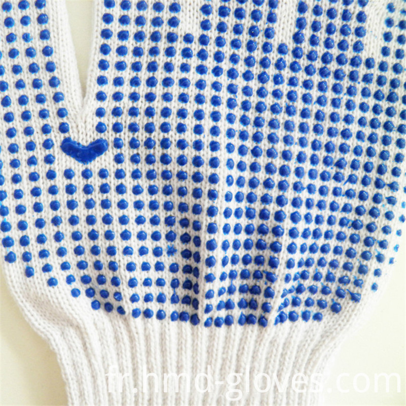 Dotted Gloves 23