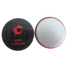 Décoration intérieure Couleur Forme ronde Impression promotionnelle Aimants personnalisés