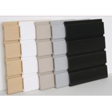 PVC Slatwall Panels With Four Gaps