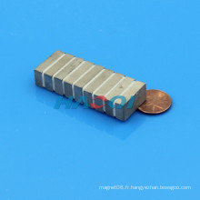 Bloc de haute qualité smco magnets Chine