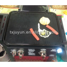 Non-stick microwave liner