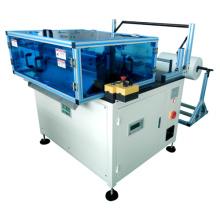 Machine de formage et de découpage de papier à isolateur de stator moteur
