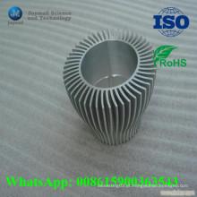 Lâmpada LED de alumínio de dissipador de calor / Radiador