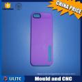 Molde de injeção de plástico de molas de silicone Apple e modelo de modelo de celular do modelo de mão para produzir produtos personalizados