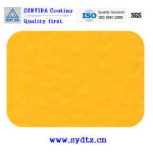 Peinture de revêtement en poudre (jaune haute brillance)
