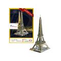 La Torre Eiffel inteligente DIY 3D Puzzle (10222797)