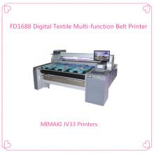 Machine d'impression numérique de textile de grand format Fd1688