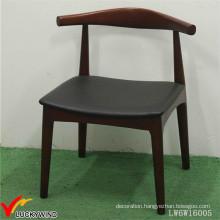 Indoor Antique Rustic Retro Backrest Wood Chair