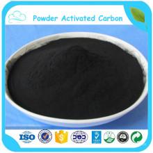 Carbono activado madera del valor del azul del metileno para la purificación del agua
