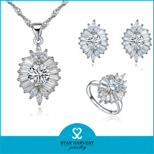 Stylish 925 Silver Jewelry Direct Sale (SH-J0067)