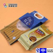 Подгонянный мешок пластичный упаковывать риса с ручкой