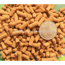 high quality and best price DAQING Iron Oxide Desulfurizer/ Ferric Oxide Desulfurizer price per ton