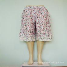 100% Cotton Cailco Printed Women's Wide Leg Pants