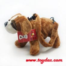 Plüsch Kinder Tier Hund Handtasche