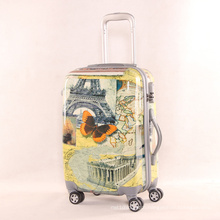 The Printed Fashion Luggage Bag
