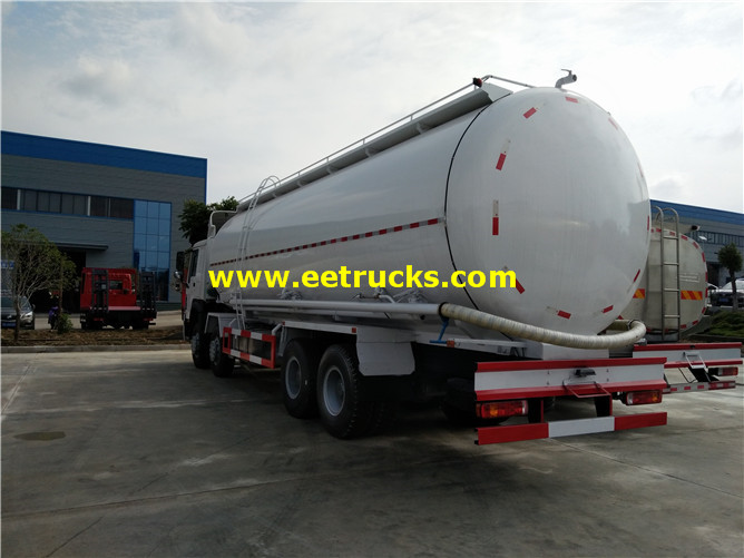 Bulk Pneumatic Delivery Trucks