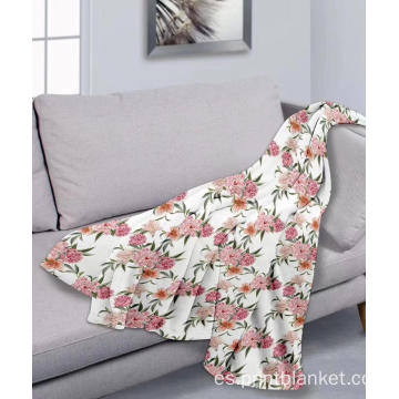 "Flannel Fleece Large Throw Blanket 50 ""x 70"""