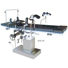 Manual Manipulación lateral de la mesa de operaciones para la cirugía Jyk-B7301b