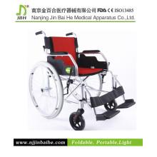Leichtes Faltbares Manual Standing Rollstuhl
