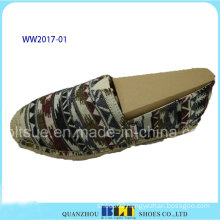 Women Rb Outsole Casual Shoes with Hemp Rope