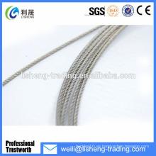 Cable de acero inoxidable para equipos de fitness