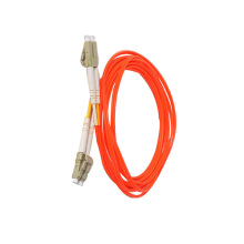 Hot seeling LC multimode Fiber Optic Patch Cord
