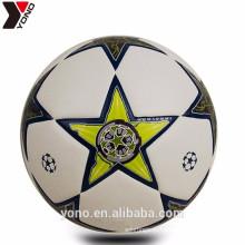 Высокое качество футбольный матч на профессиональный матч и обучение в школе или клубе, используя Размер 5 Размер 4