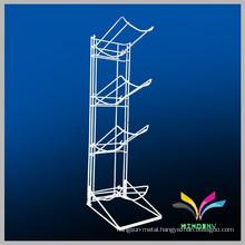Sturdy 4 Tiers Floor Standing 5 Gallon Water Bottle Storage Rack