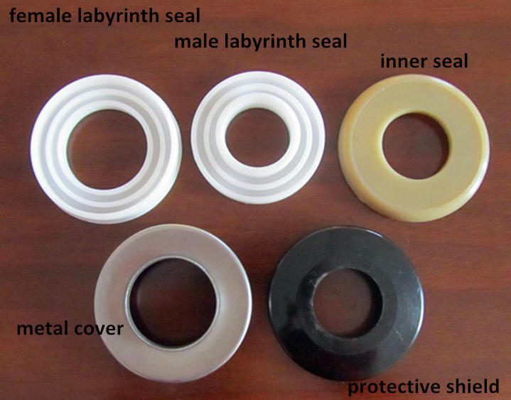 Conveyor Labyrinth Seals