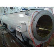 Kunststoff PE Rohrproduktion Extruder Linie