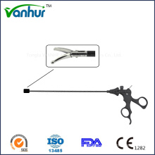 5mm Laparoscopic Instruments Curved Scissors with Ball