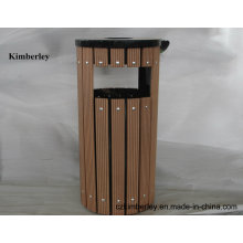 Environmentally Friendly WPC Trash Can From China
