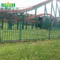 Color Bond Corrugated Temporary Steel Panel Fencing