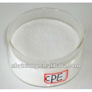 CPE135A, Хлорированный полиэтилен, Вспомогательные химикаты для пластмасс