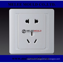 Plastic Injection Power Socket Mould