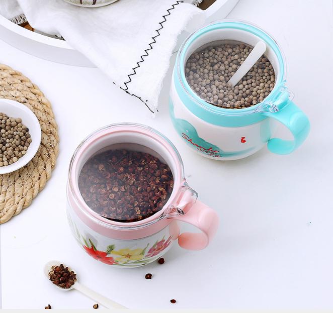 Spice Jar Seasoning Jar