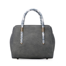 Ladies Python PU Handbag, China Leading Handbag Manufacturer