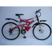 """Bicicleta de montaña con marco de acero de 26 """"(26003)"""