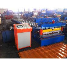 Machine de formage de rouleau standard CE