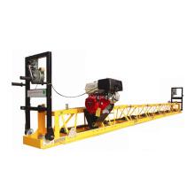 Máquina concreta de Screed do fardo do impulso manual para o pavimento