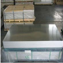 Folha de alumínio anodizado preto 7475