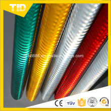 Metallized Reflective Sheeting Comply with Type V for Road Safety