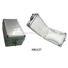 алюминиевые ящики часы оптом для 2 часы Пзготовителей
