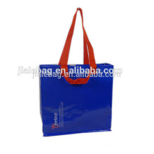 China Best!!Factory Direct!Polyester ,RPET woven tote bag