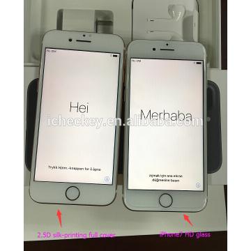 Protector de pantalla para iPhone Plus 2.5D HD Glass