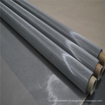 Malha de aço inoxidável da impressão da tela 316L da tensão alta