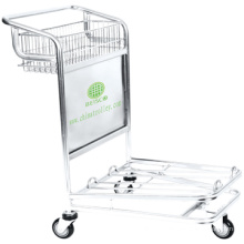 Selling Passenger's wheeled carry on luggage wheeled luggage sets airport cart