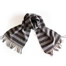 100% laine de yak / hommes Yak Cachemire / rayé Yak Cachemire / écharpes de laine de yak chaud / tissu / textile