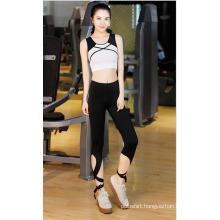 2016 Women Charming Wholesale Sport′s Wear Fitness Wear Yoga Suit